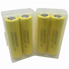 4x Genuine LG HE4 2500MAH High Drain 20A IMR li-ion 18650 Rechargeable Batteries