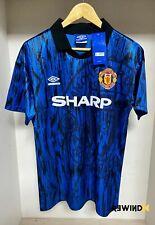 UMBRO tercera camiseta Manchester United 1993-1994 CANTONA 7 NUEVA