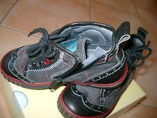 (Z71) MOMINO Boys Schuhe Hochschaft Sneaker Schnürer mit Reißverschluss gr.29