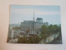 TOKYO, JAPAN - Hotel Okura - Franked+Stamped 1965 RETRO POSTCARD  §B3943