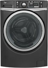 GE Front Load Washer with 4.9 Cu. Ft Capacity with 13 Wash Cycles, 28-Inches
