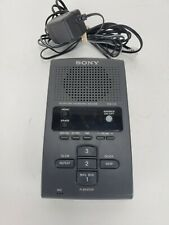 Sony TAM-100 Digital Answering Machine w/ AC Power Adaptor