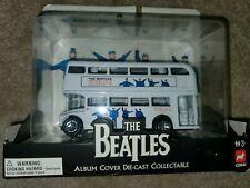 Corgi The Beatles Help Album Cover Double Decker Routemaster Bus 2008 MOC VHTF