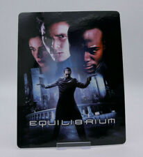 EQUILIBRIUM - Glossy Bluray Steelbook Magnet Cover (NOT LENTICULAR)
