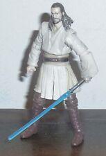 Star Wars Clone Wars Saga QUI-GONG JINN Anniversary Figure