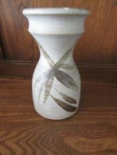 Green Contemporary Original Decorative Studio Pottery