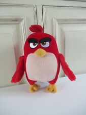 ☺ Angry Birds Le Film - Oiseau Rouge Peluche 30 Cm