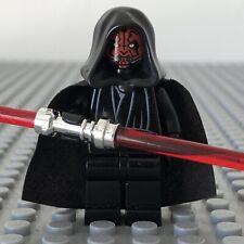 LEGO Star Wars Minifigure Darth Maul from sets 7101 7151 7663 - sw0003