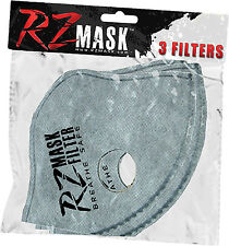 RZ MASK 82811 Dust Mask Replacement Filter Adult XL