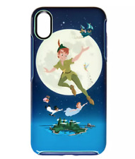 Disney Park OTTERBOX Case ✿ iPhone 10 X XS Peter Pan Tinker Bell Glows in Dark