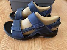 ECCO X-trinsic Open Toe Sandals Summer Shoes Men's True Navy Blue 10 10.5 44