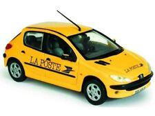 """Peugeot 206 """"La Poste"""" NOREV"""