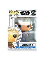 Star Wars Funko Pop - Ahsoka Tano Collectible Action Figure Mandalorian Rebel 3+