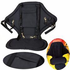 Soft Detachable Storage Kayak Seat Back Pack Bag Canoe Backrest Drifting Cushion