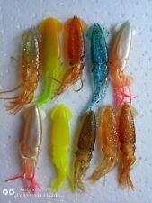 30pcs 12cm 8g soft lure ,fishing lure  , fishing skirt,