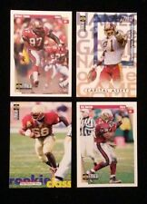 1997 Collector's Choice Football Finish Complete your set 10 cards $1.00