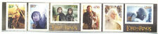New Zealand-Lord of the Rings self-adhesive sheet mnh 2003 (2556-61)
