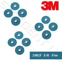 "3M SofLex Finishing and Contouring Disc 3/8"" FINE 85 Discs 1981F"
