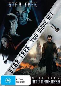 Star Trek XI / Star Trek - Into Darkness new/sealed