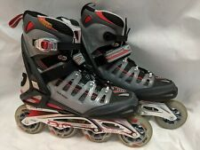 """Rollerblade"" Crossfire Xt Performance Inline Skates Men's Size Us 9; black/red"