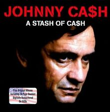Stash Of Ca$h by Johnny Cash (CD, Jan-2013, 5 Discs, Not Now Music)
