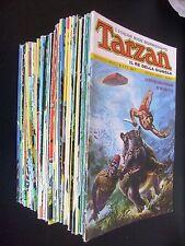 TARZAN 2° SERIE  COMPLETA 1/52 ED. CENISIO 1974/79 - PERFETTI CON GADGET