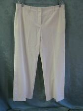 NWT Madison Studio Off White Career Pants Size 14 Alexandra Fit