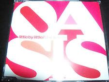 Oasis Little By Little / She Is Love Rare Australian CD Single - Like New