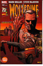 WOLVERINE   N°183    MARVEL  FRANCE