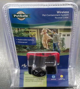 NEW - PetSafe Wireless Containment Receiver Collar PIF-275-19 - SEALED