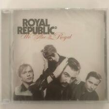 Royal républic we are the royal cd 13 titres neuf sous blister