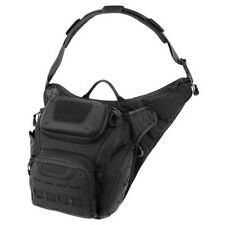 Maxpedition Wolfspur Crossbody Mens Shoulder Bag EDC Tactical Pack 11L Black