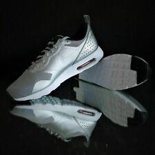 NIKE AIR MAX TAVAS Metallic Silver WOMEN'S SIZE US 11 Mens 9.5 UK 8.5 EUR 43 NEW