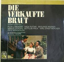 "SMETANA DIE VENDIDO BRAUT LORE-COCINA PUTTAR WAGNER RUDOLF KEMPE 12"" LP (d298)"
