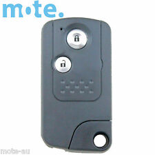 Honda CRV 2 Button Key Remote Replacement Case/Shell/Blank