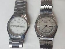 Seiko Orient original watch spare parts vintage funzionanti da riparare ricambi