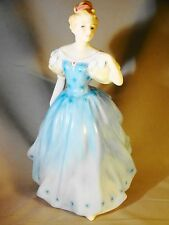 "Royal Doulton Bone China Figurine ""Enchantment"" HN2178 Painter's Initials BH"