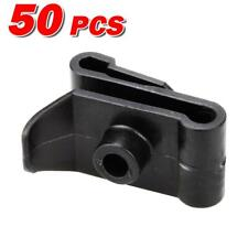50 Nylon Front Bumper Fender Hood Trim Clips Rivet Retainer for Scion xA  04-06