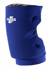 Adams Usa One Pair Short-Style Knee-Guard Model 40000 (Royal Blue, M)