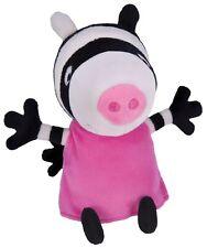 Peppa Pig Zoe Zebra 6-Inch Plush with Sound