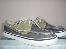 Women's Sperry Top-Sider Bahama Navy/Chino Boat Shoe Size 5