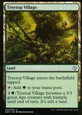 Treetop Village | nm/m | Nissa vs. si nixilis | Magic mtg