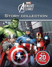 Marvel Avengers Assemble Story Collection Hulk, Thor, Iron Man, Captain America