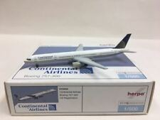 Herpa Wings Continental Airlines Boeing 757-300 1:500 510424