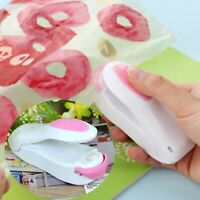 Portable Mini Heat Sealing Machine Plastic Bag Packing Seal Impulse Sealer