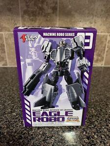 Action Toys Machine Robo Revenge Of Cronos 03 Eagle Robo Gobots Leader-1 Figure