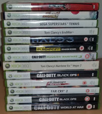 Xbox 360 Spiele Verschiedene Titel-Multi Listing-PAL-Familie Spaß