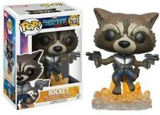 Guardians of the Galaxy Vol.2 - Rocket - Funko Pop! Movies (2017, Toy NUEVO)