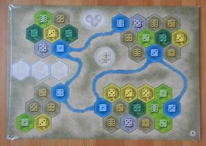 Castles of Burgundy – Solo Game | 10th Expansion | New | English Rules