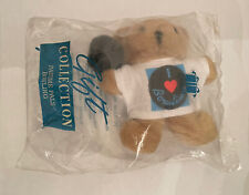 Avon Gift Collection Pastime Pals I Love Bowling 5�.Teddy Bear New Unopened